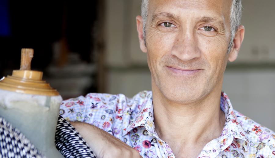Dissenyador de moda d'alta costura. Xavier Gonzalvez